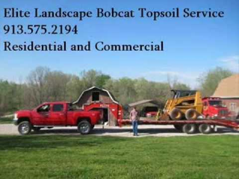 Elite Excavation and Bobcat Service in Kansas City