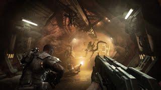 Gameplay: Aliens vs Predator 2010 4k- Ita