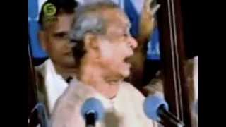 Bharat Ratna Bhimsen Joshi - Tappu Nodade Bandeya Appa Thiru Venkatesha - kannada bhajan