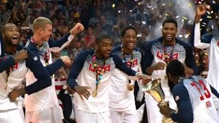 2014 Team USA Basketball PHANTOM Slo-Mo Highlights ᴴᴰ