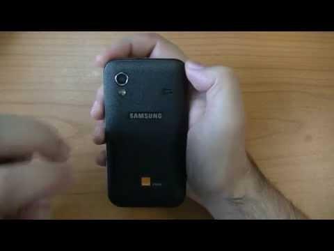 Retro - Samsung Galaxy Ace - L