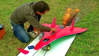 FASTEST RC TURBINE MODEL JET IN ACTION 700KMH 435MPH FUN FLIGHT WORLD RECORD TRAINING PART 1