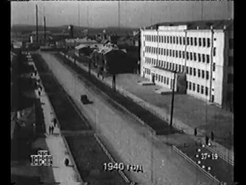 1940 Soviet Newsreel - Birobidzhan, Capital of the Jewish Autonomous Region
