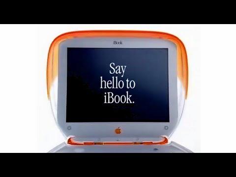 Vintage Tek - Unboxing: iBook (Indigo 2000) - YouTube