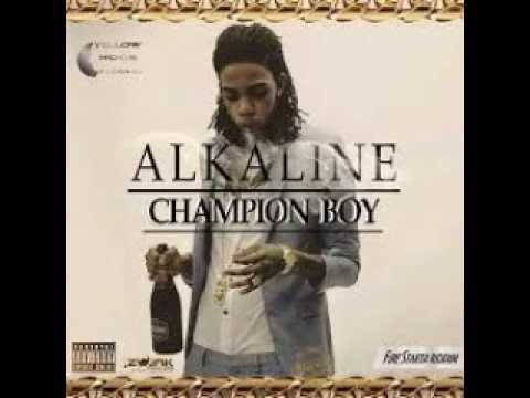 Alkaline - Champion Boy (clean/edit)