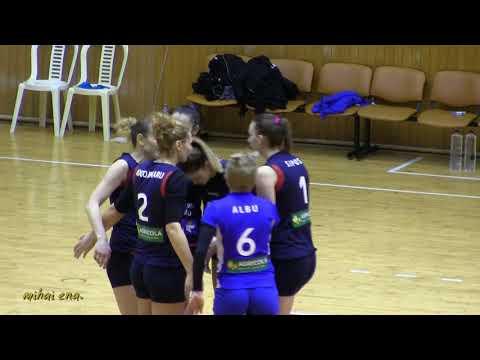 Cupa României la volei feminin: Știința Bacău – Universitatea NTT Data Cluj 3:0