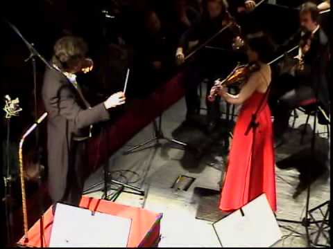TCHAIKOWSKY: Violin Concerto  Rico Saccani, conductor