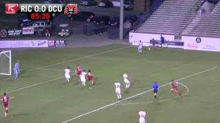 Richmond Kickers vs D.C. United Highlights