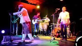 Concert Gael et les caimans - IFC Pointe-Noire