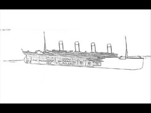 Titanic's Descent
