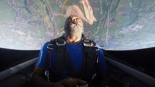 Feeling The G-Force Of The Aileron Roll | IDRIS ELBA: NO LIMITS