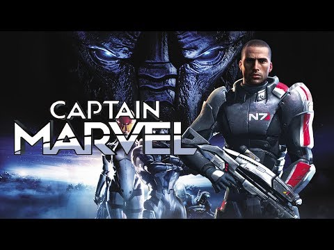 trailer, captain marvel, style, fanmade, shepard, n7, reapers, garrus, tali, normandy, cinematic, andromeda, commander, bioware, joker, ME1
