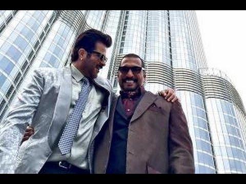 Welcome Back First Indian Film To Be Shot At Dubai's Burj Khalifa - BT