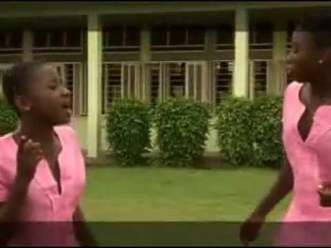 Ghana Gospel Music: The Angels in Kae Me