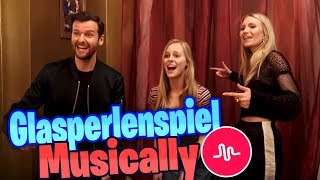 GLASPERLENSPIEL MACHEN EIN MUSICALLY ! :D