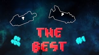 Top 5 Of The Best Ships In Geometry Dash (In My Opinion) | Reasons For Why In The Description |