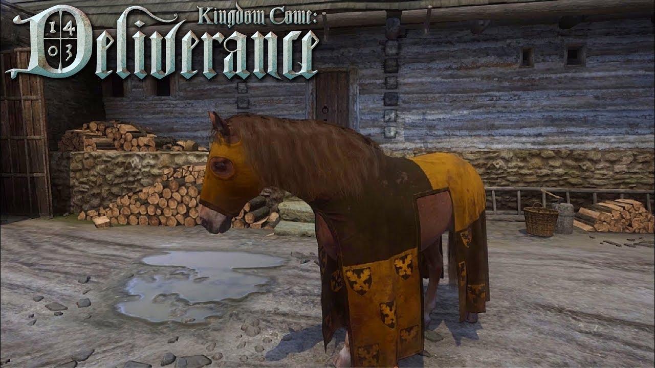 Kingdom Come Bestes Pferd