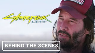 Cyberpunk 2077: Keanu Reeves Helps Bring Motorcycles to Life in Night City