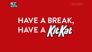 kit kat commercial in arabic