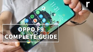 Oppo F9 | Complete Guide