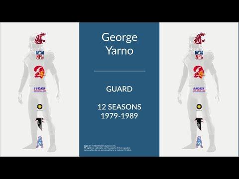 George Yarno: Football Guard