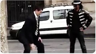 Michael Jackson Impersonator | Missionary Busts A Move