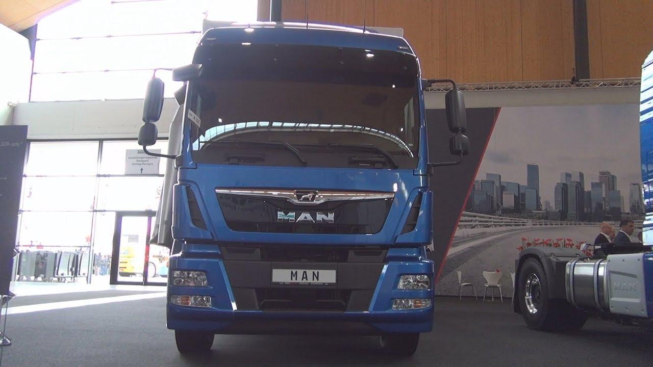 MAN TGM 18 320 4x2 LL Lorry Truck (2018) Exterior and Interior