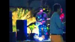 My gig withe Dunes playing start me up 20th century boy