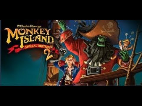 Monkey Island™ 2 Special Edition: LeChuck's Revenge™ - Gameplay Part 1 |