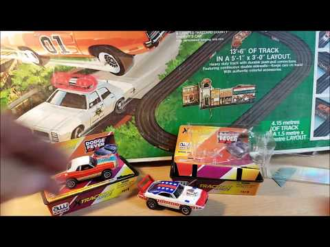 Auto World Xtraction Ultra G Slot Cars Track Test