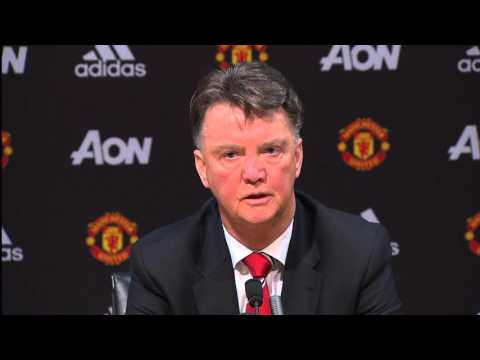 Awkward Louis van Gaal presser post Man United defeat to Southampton