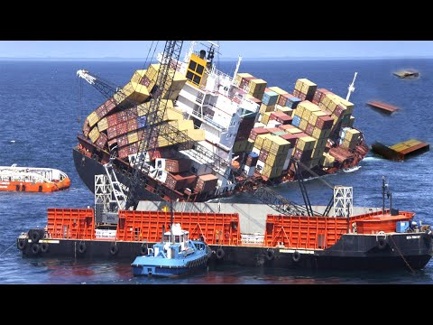 TOP 10 Big Ships Crashing Compilation ! Extremely Dangerous Ships Collision ! 2020