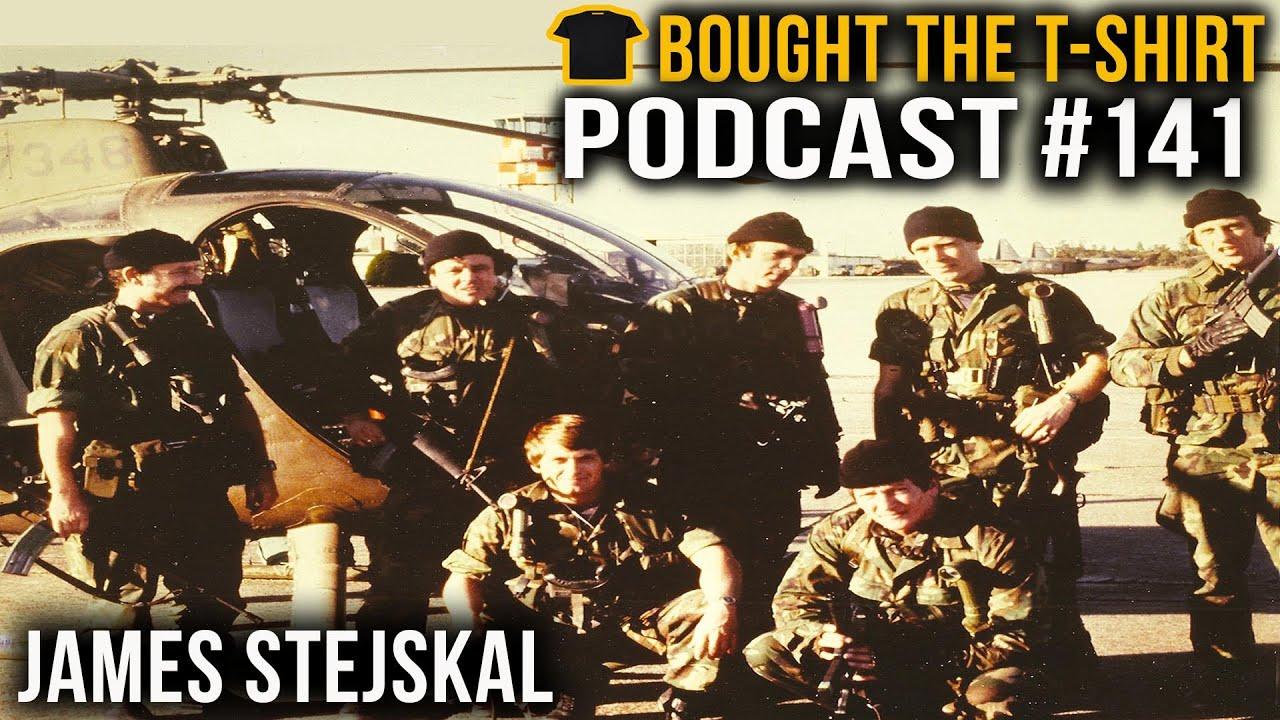 US Special Forces In COLD War Berlin | James Stejskal | Green Beret & 82nd Airborne | Podcast