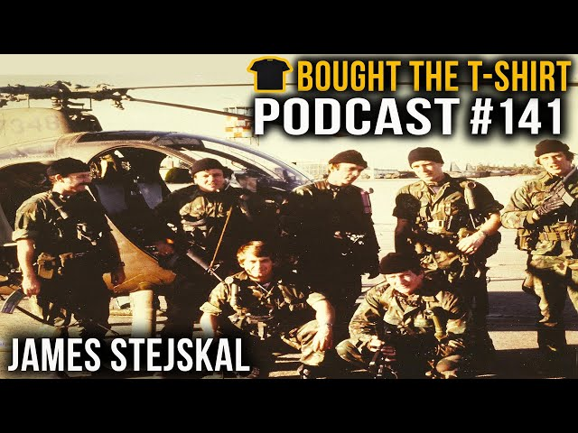 US Special Forces In COLD War Berlin | James Stejskal | Green Beret & 82nd Airborne | Podcast