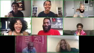 Juneteenth Virtual Conversation with black-ish