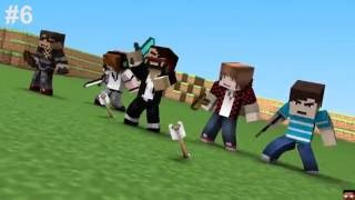 Top 10 mincraft songs