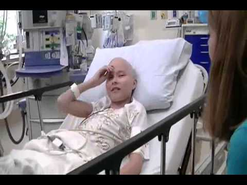 Juliana Carver - 5th Bone Marrow Biopsy & 94th Transfusion