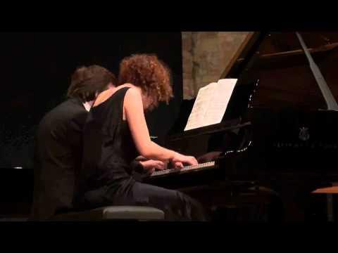 Igor Stawinsky Le Sarce du printemps für Klavier zu vier Händen