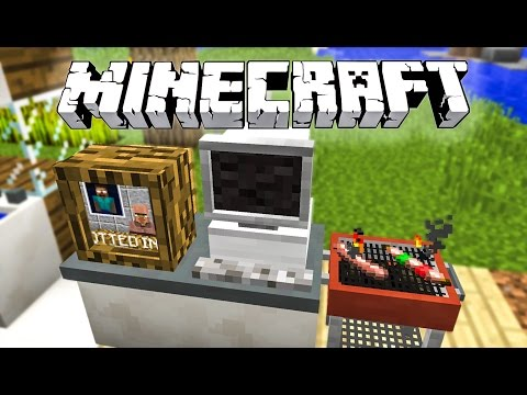Minecraft MÖBEL MOD