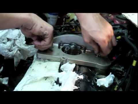 Peugeot 308 5FW Valve Lift System Test by miatakontra