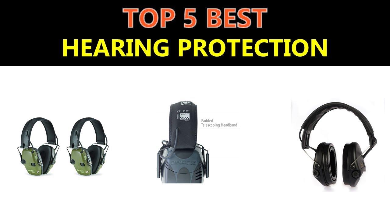 Best Hearing Protection >> Best Hearing Protection 2019