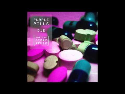 D12 feat. Eminem- Purple Pills (For The Story Remix)