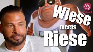 Tim Wiese trifft Studio Riese