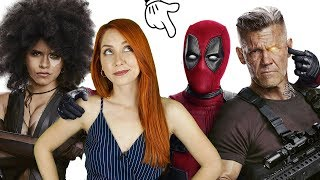 DEADPOOL 2 SPOILER: MARVEL ŞAKALARI ve AFTER CREDITS!