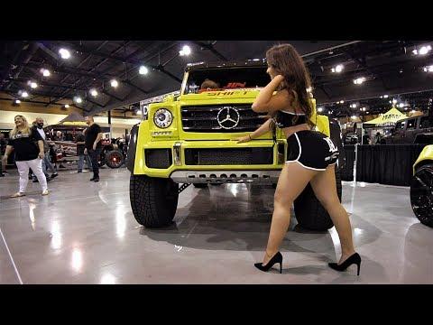 Dub Magazine Car Show Phoenix Arizona 2017