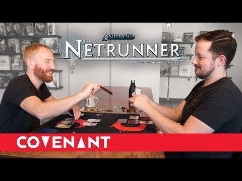 Learning Netrunner | Jinteki V. Criminal - Game Two