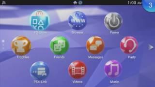 How to install Henkaku (Homebrew enabler for PS Vita and PS/VitaTV)