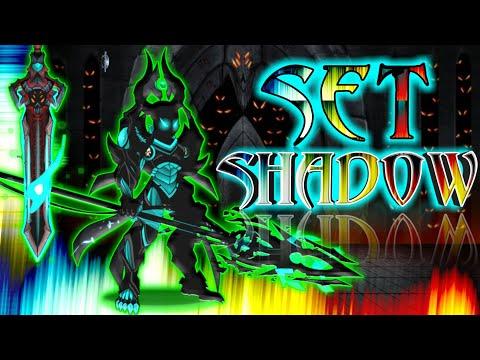 AQW - Pegando A Melhor Lança Do Jogo [[[ Evolved Shadow Spear Of Nulgath ]]]