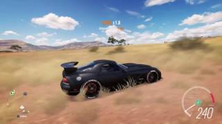 HOW TO CHANGE MPH TO KPH ON FORZA HORIZON