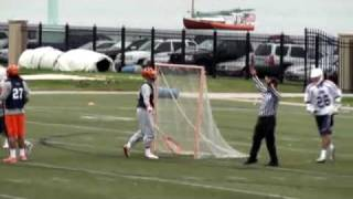 Team USA Lacrosse v. University of Virginia